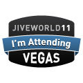 Jive Software JiveWorld11 Conference